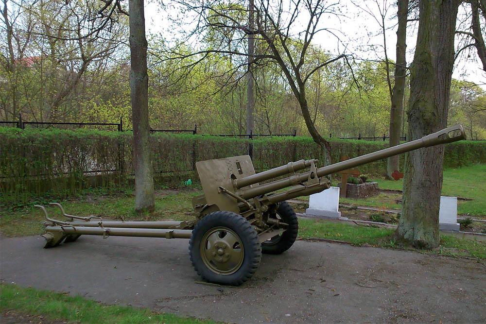 76 mm Divisional Gun M1942 (ZiS-3)