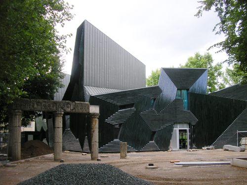 Memorial Synagogue Mainz