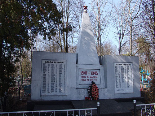 War Memorial Demydiv