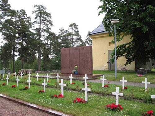 Finnish War Graves Dragsfjärd