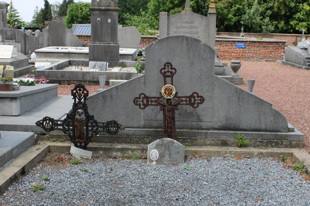 Veteran War Graves Hognoul