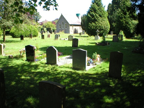 Oorlogsgraven van het Gemenebest Chiseldon Cemetery