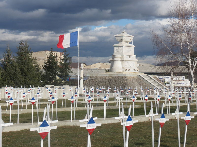 French War Cemetery Bitola
