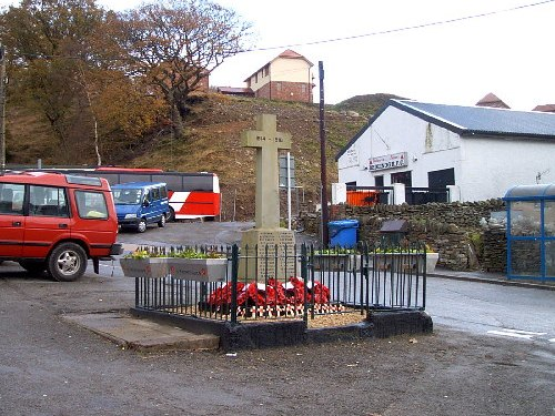 War Memorial Bedlinog