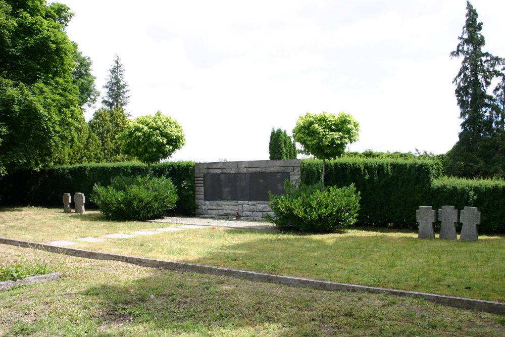 Memorial Cemetery Ketzin