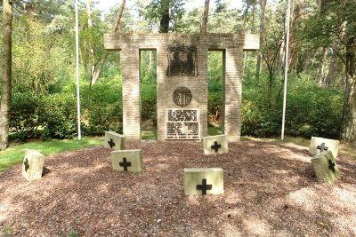 Monument Executies Belgische Verzetsstrijders