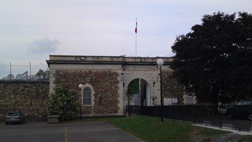 Fort de Romainville
