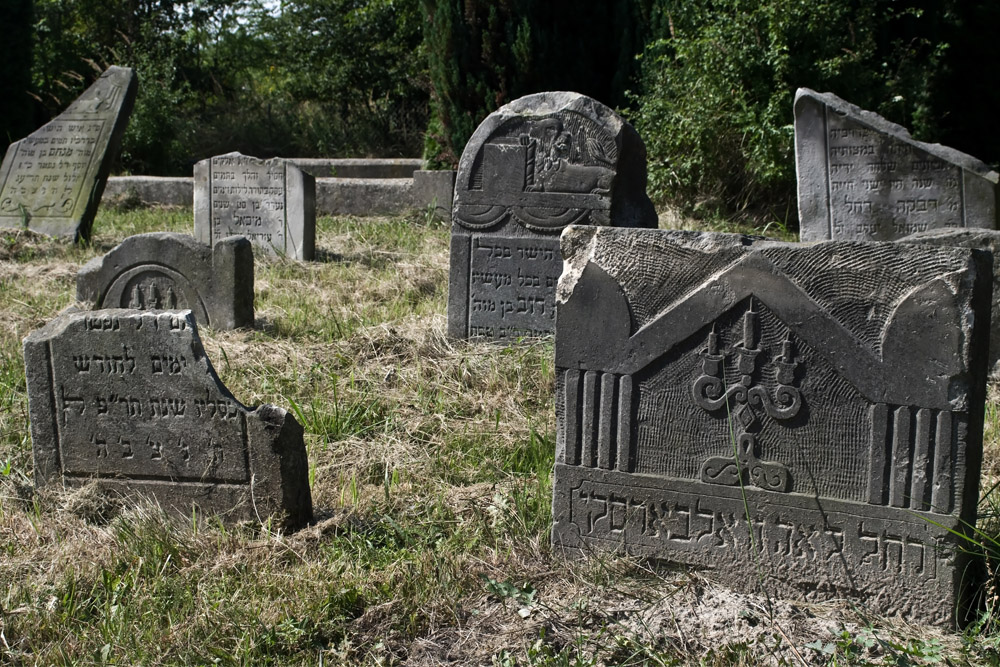 Nieuwe Joodse Begraafplaats Skierniewice