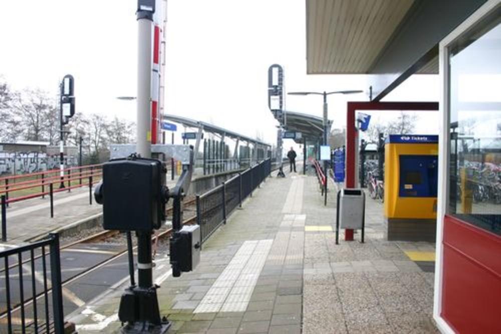 Plaque Killed Railway Employee Buitenpost