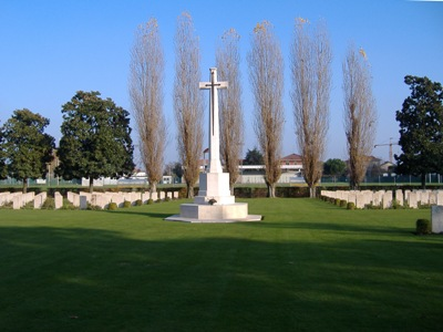 Commonwealth War Cemetery Cesena