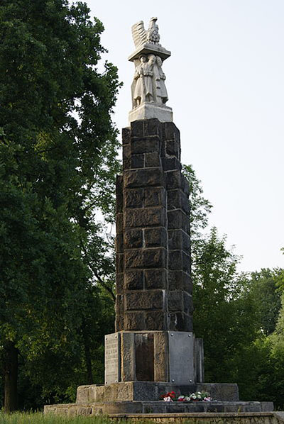 Memorial Polish 15th Infantry Regiment