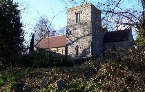 Oorlogsgraf van het Gemenebest St Ann Churchyard