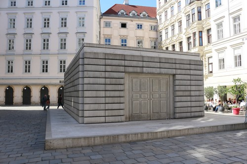 Holocaust Memorial Judenplatz