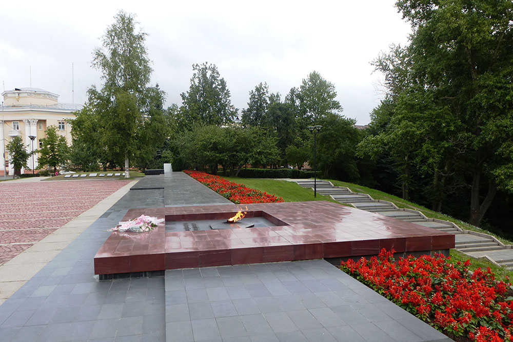 Tomb of the Unknown Soldier & Eternal Fire