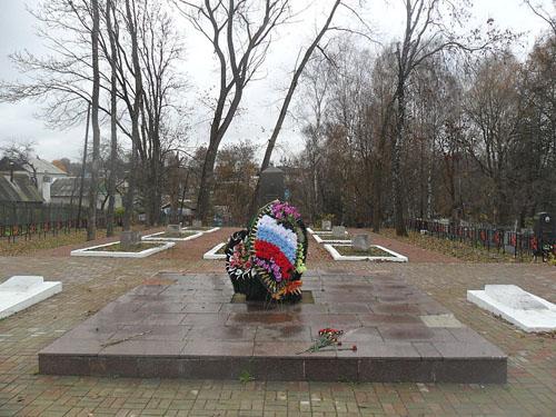Soviet War Graves Smolensk (Tikhvin)