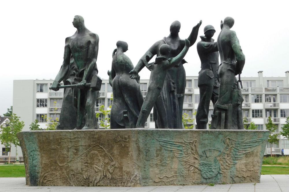 Oorlogsmonument Maastricht