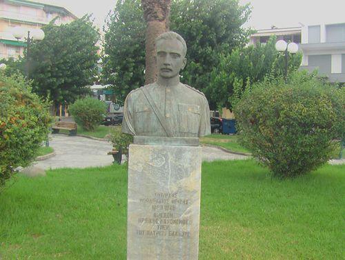 Memorial Mordechai Frizis Chalkida
