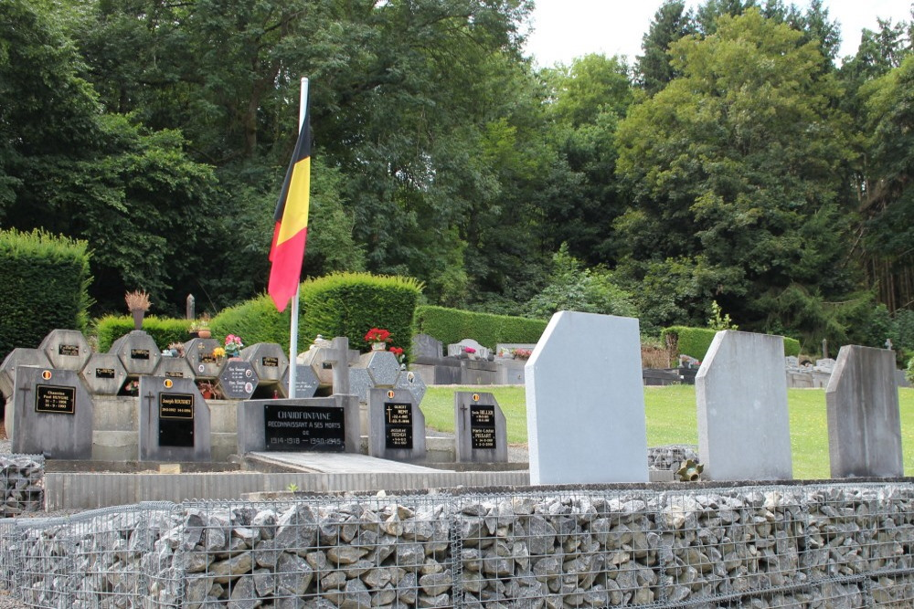 Memorial and Veteran Cemetery Chaudfontaine