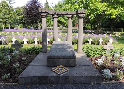 Memorial and Graves Belgium Resistance