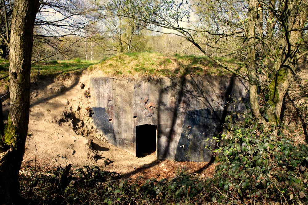 Bunker RAD Lager Kohlbusch