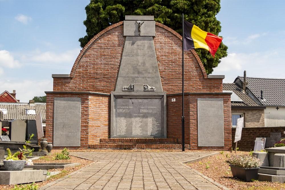 War Memorial Municipal Cemetery Vlijtingen