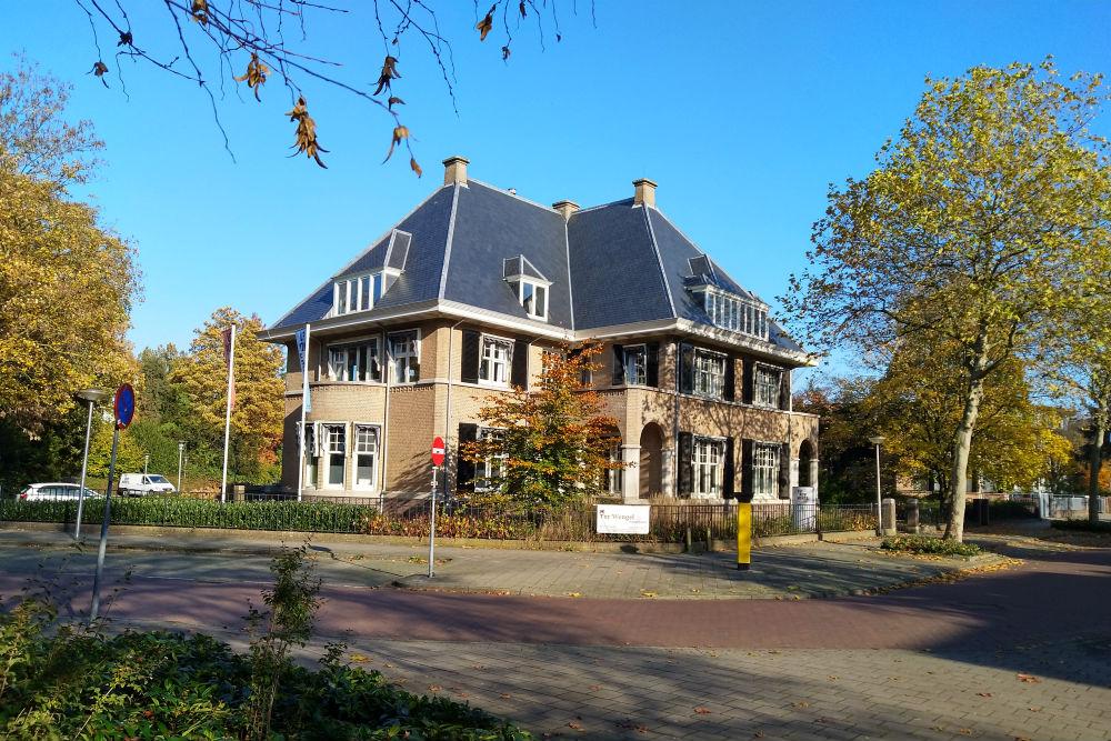 Menko-Van Dam Villa Enschede
