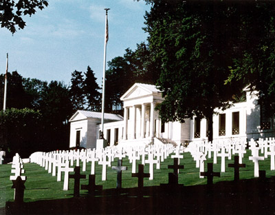 Suresnes American Cemetery and Memorial
