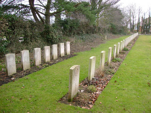 German War Graves Brandesburton