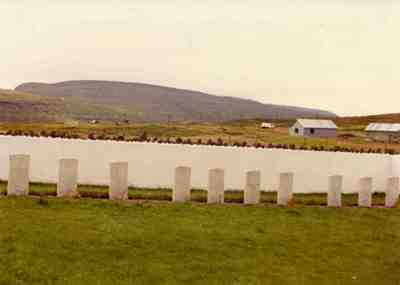 Commonwealth War Graves Midvaag
