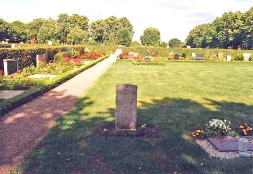 Commonwealth War Grave Fjelie