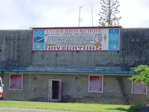 Former Japanese Radar Station Weno