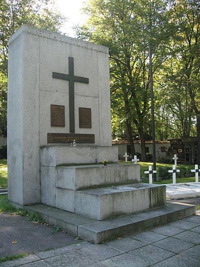 Memorial Czechoslovakian Battles