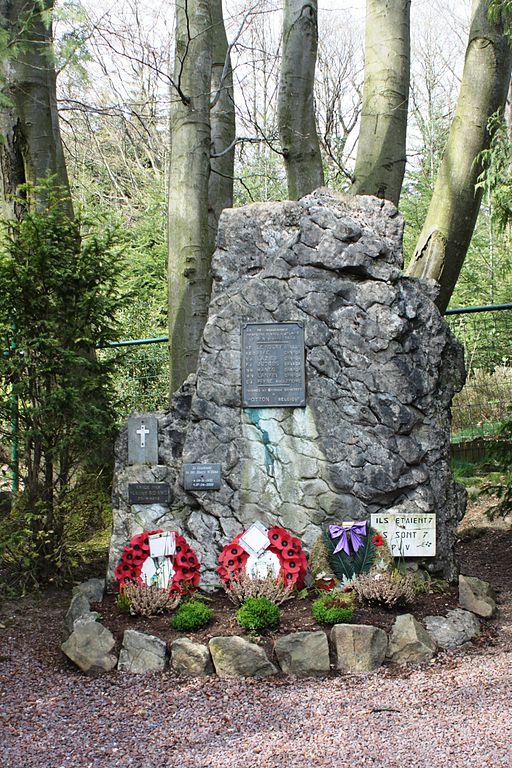 Monument Crash Halifax