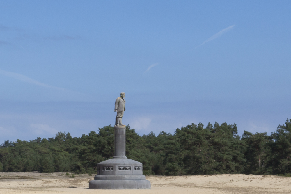 Statue Christiaan Rudolf de Wet