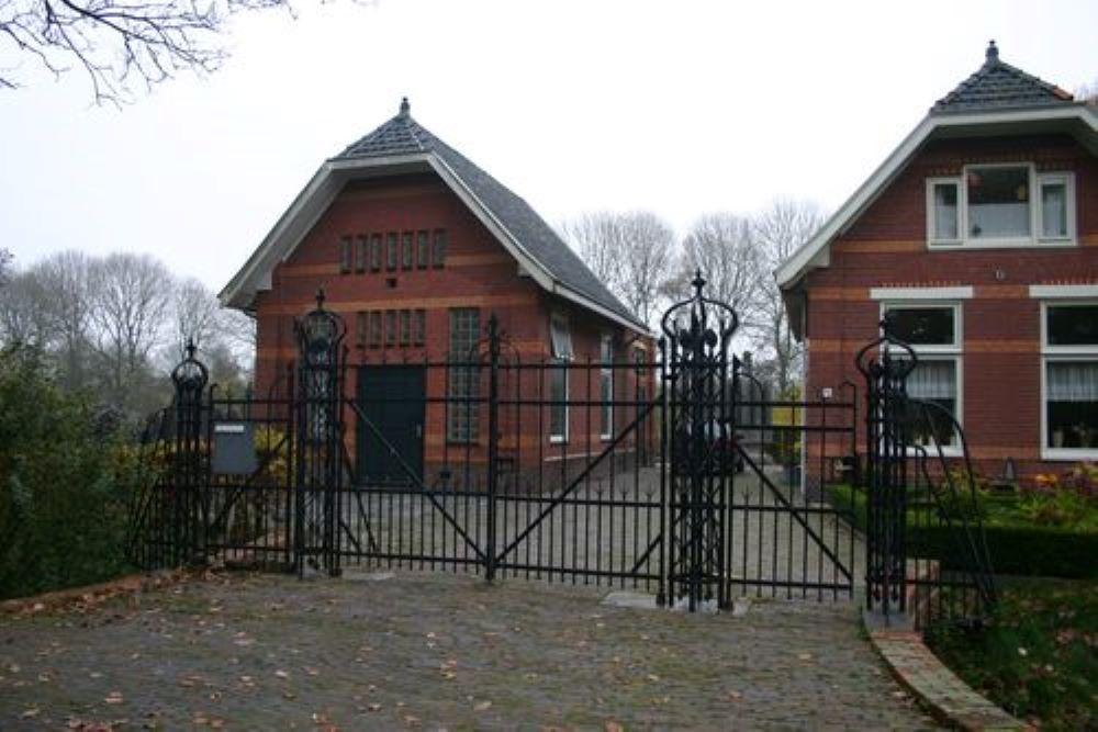 Nederlandse Oorlogsgraven Joodse Begraafplaats Groningen