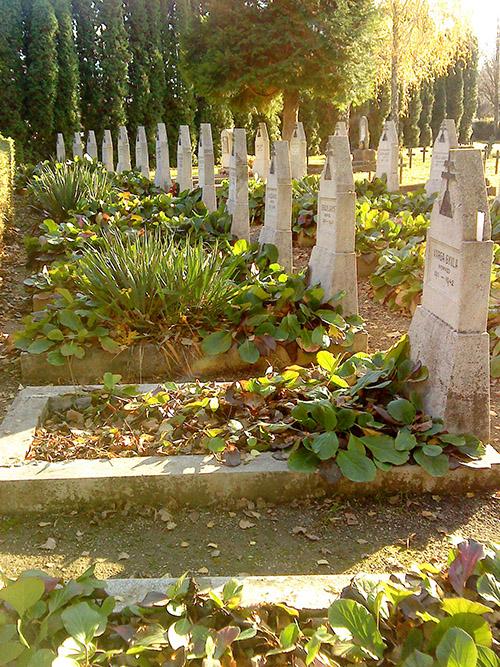 Hungarian War Graves