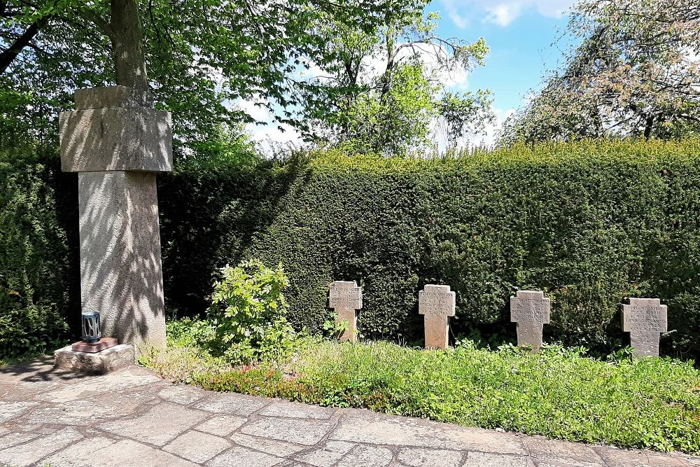 German Cemetery of Honor Rinnen