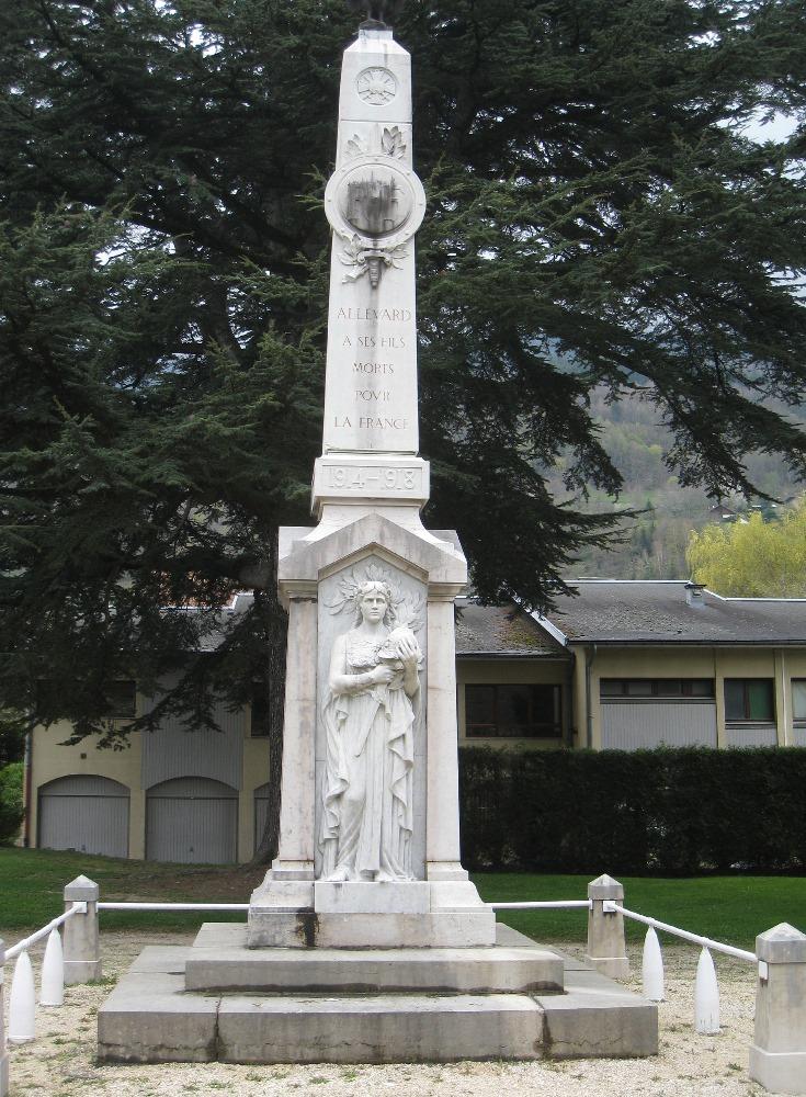 War Memorial Allevard
