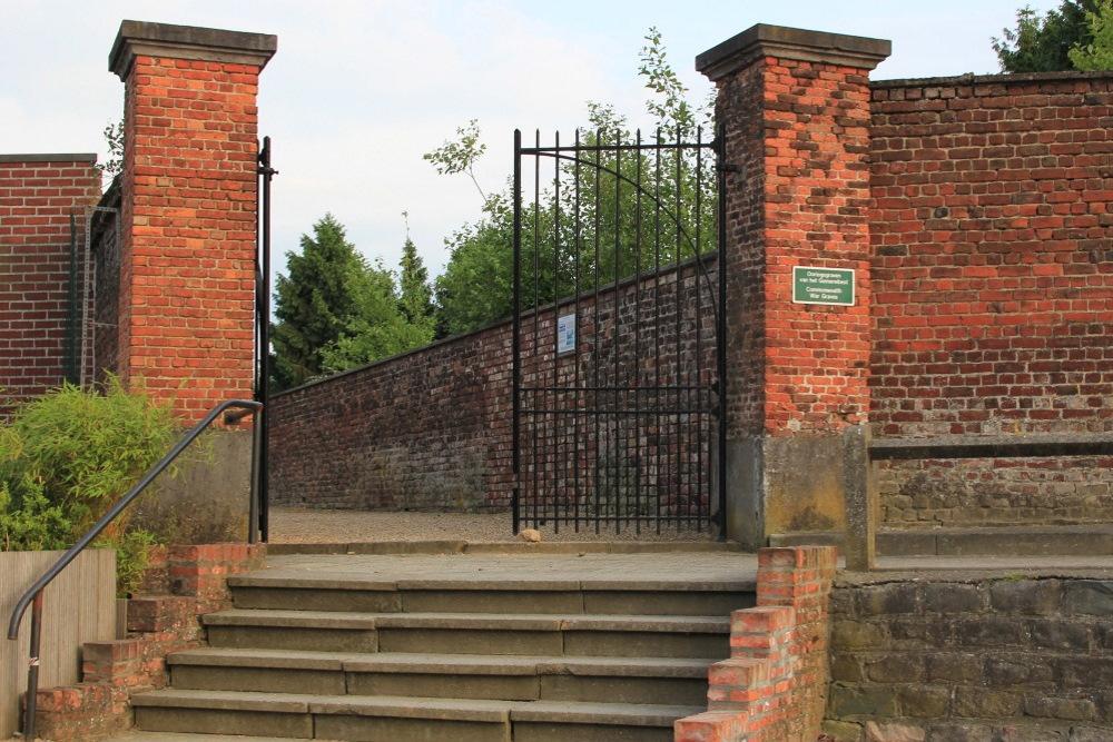 Commonwealth War Graves Haasrode