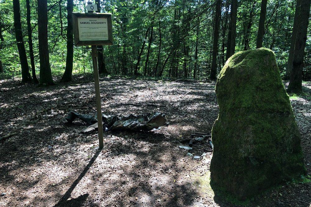 Monument Samuel Dougherty