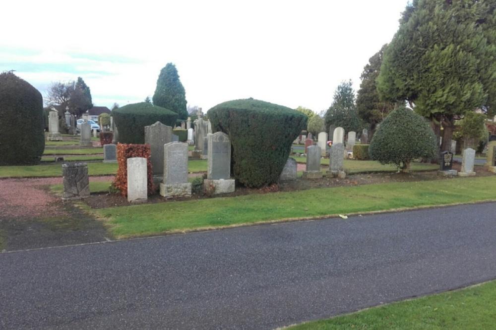 Commonwealth War Graves Wilton Cemetery