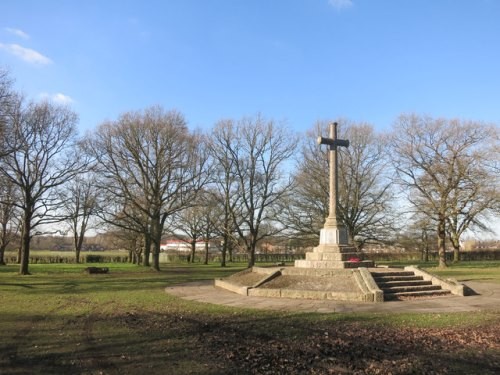 War Memorial Wandsworth and Wimbledon