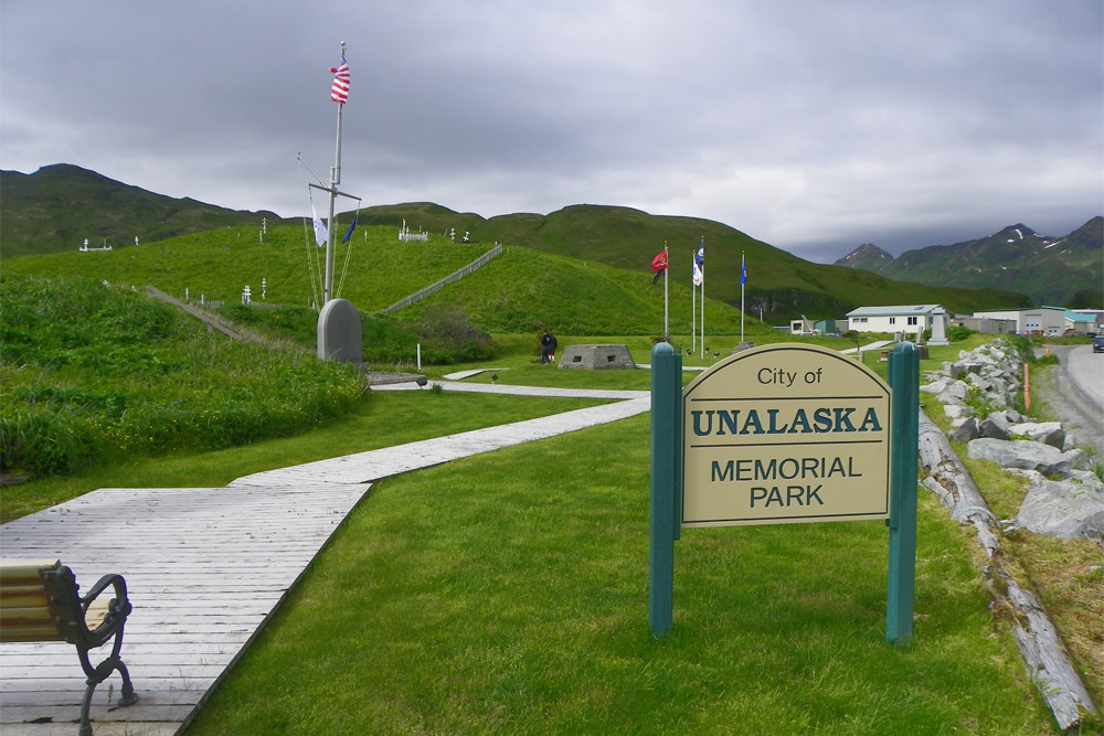 Unalaska War Memorial Park