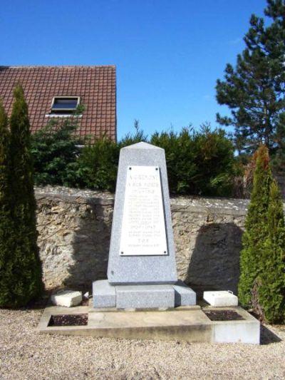 War Memorial Aigremont