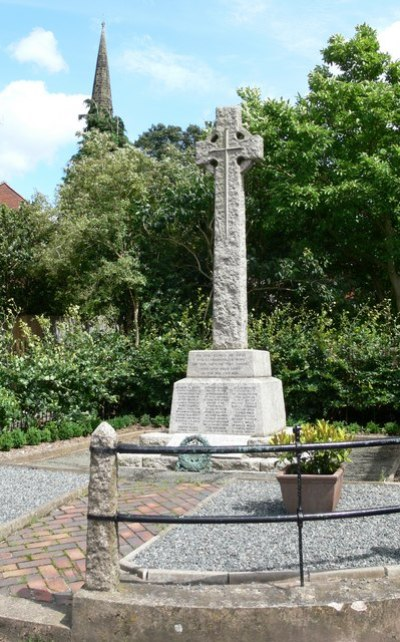 War Memorial Whetstone
