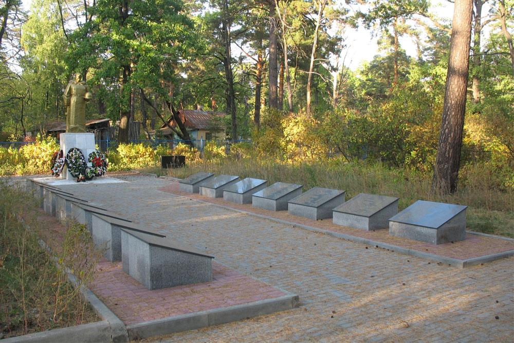 Mass Grave Soviet Soldiers No. 11