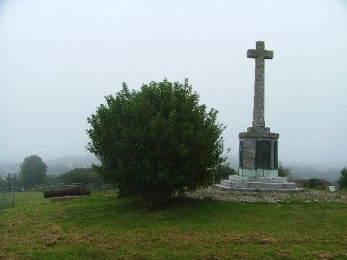 War Memorial Plymstock