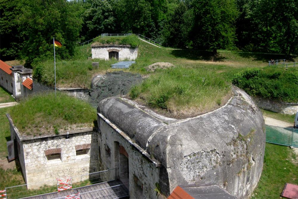 Bundesfestung Ulm - Fort Friedrichsau (Werk XLI)