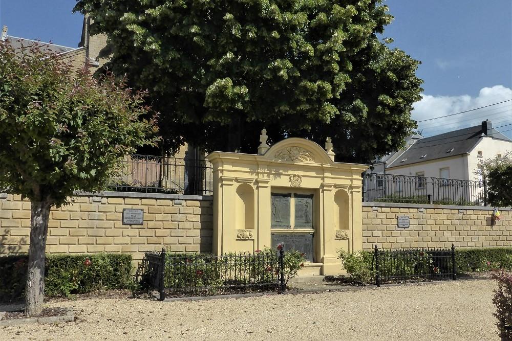 War Memorial Musson