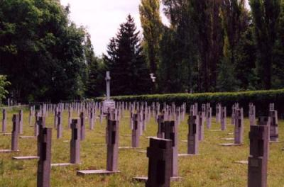 Duitse Oorlogsgraven Poltava